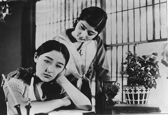 1934: Our Neighbour, Miss Yae – Yasujiro Shimazu