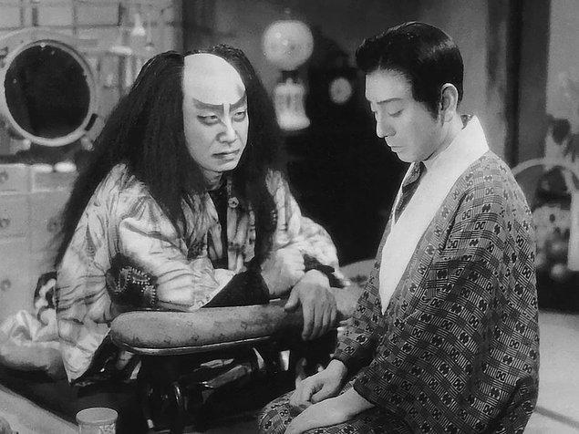 1939: The Story of the Last Chrysanthemums – Kenji Mizoguchi