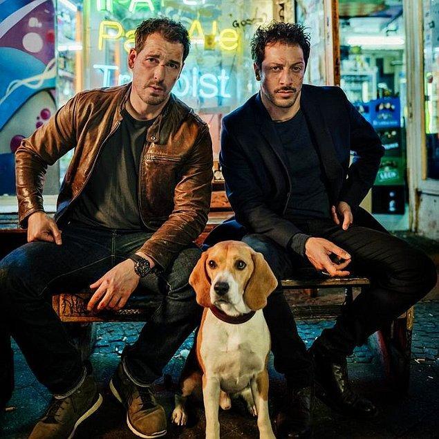 8. Dogs Of Berlin (2018 - ... ) - IMDb: 7.6