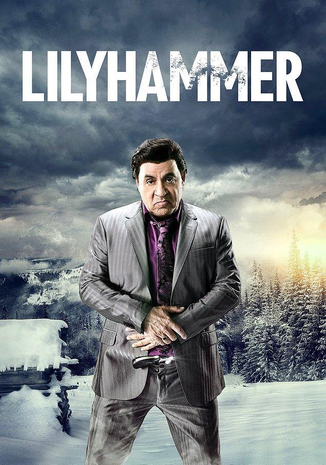 6. Lilyhammer (2012 - 2016) - IMDb: 8.0 [5-4]