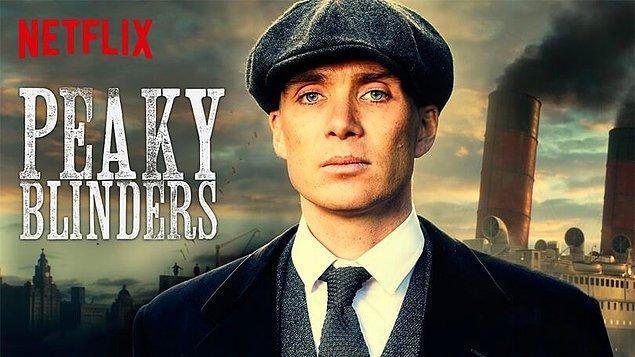 4. Peaky Blinders (2013 - ) - IMDb: 8.8