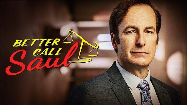 3. Better Call Saul (2015 - ) - IMDb: 8.8