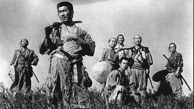 1954: Seven Samurai – Akira Kurosawa