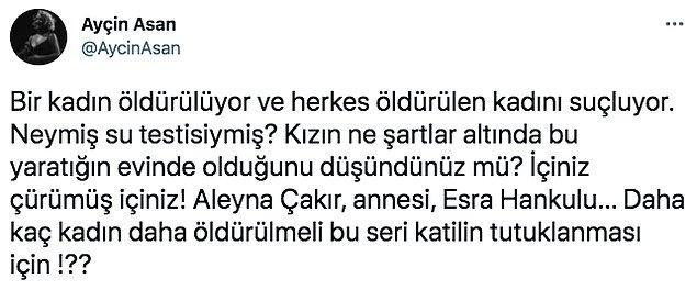 Sosyal medyada Ümitcan Uygun'un daha önce tutuklanmaması bu olayın ardından yeniden gündeme geldi ve tepki yağdı.