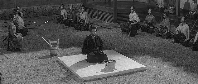 1962: Harakiri – Masaki Kobayashi