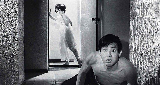 1967: Branded to Kill – Seijun Suzuki
