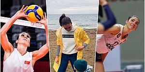 Elde Ettiği Her Başarıyla Hepimizi Gururlandıran A Milli Kadın Voleybol Oyuncumuz Naz Aydemir Akyol