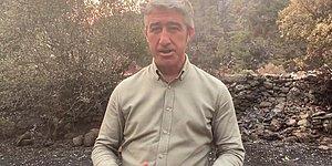 Marmaris'ten Müjdeli Haberi Belediye Başkanı Verdi: 'Yangın Nihayet Son Buldu'