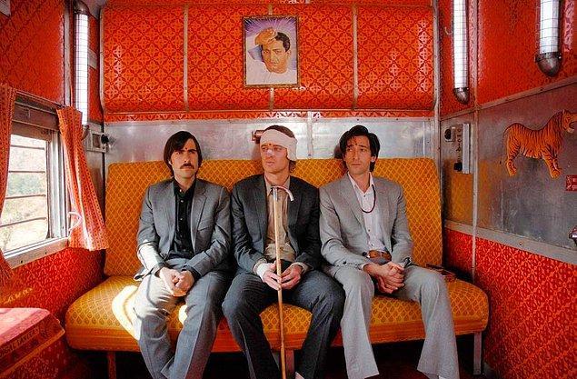 11. The Darjeeling Limited (2007)