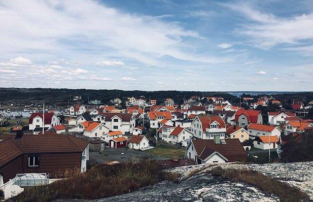 """8. """"İsveç'te Vrango isimli bir ada var ve buraya arabaların girmesine izin verilmiyor."""""""