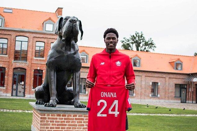 68. Amadou Onana