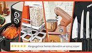Kullanıcı Yorumlarıyla Harcanan Her Kuruşun Değdiğini Gösteren 12 Mutfak Ürünü