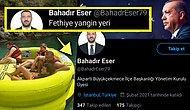 'Fethiye Yangın Yeri' Diyerek Tatil Fotoğrafını Paylaşan AKP'li Yönetim Kurulu Üyesi Bahadır Esen Gündemde!