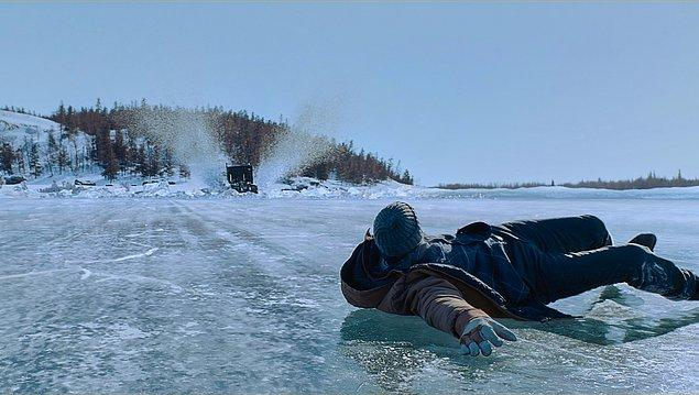 46. The Ice Road (2021)