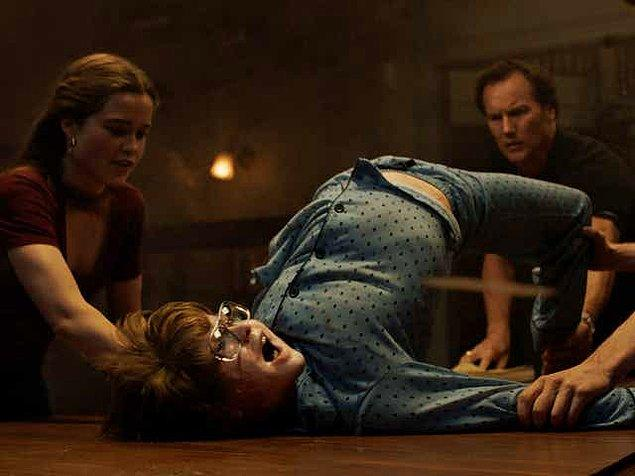 37. The Conjuring: The Devil Made Me Do It (2021)