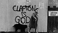 Tanrı mı Yoksa Kul mu? Acı ve Tatlı Anılarla Eric Clapton'ın Hayat Hikayesi Karşınızda