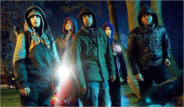 89. Attack the Block (2011)