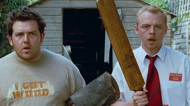 69. Shaun of the Dead (2004)