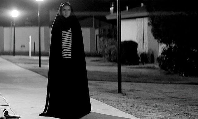 44. A Girl Walks Home Alona at Night (2014)