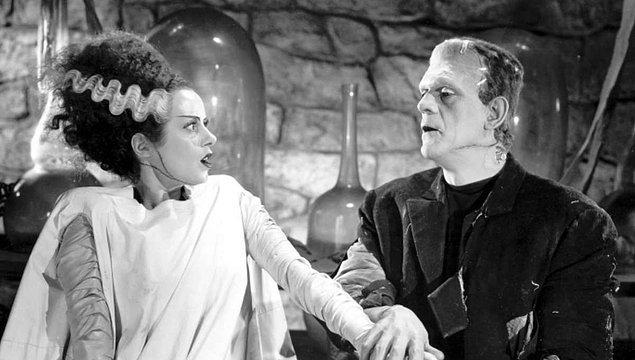11. The Bride of Frankenstein (1935)