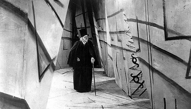 3. The Cabinet of Dr. Caligari (1920)