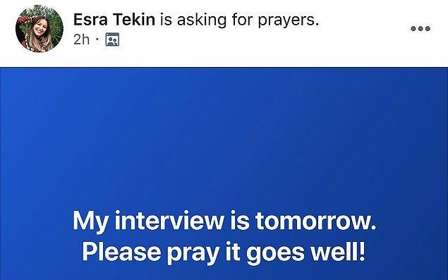 Milyarlarca kullanıcısı olan platforma yepyeni bir özellik geldi: Dua etme ve dua isteme butonu!