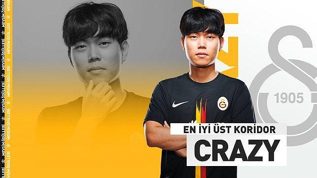 En iyi üst koridor: Kim ''Crazy'' Jae-hee