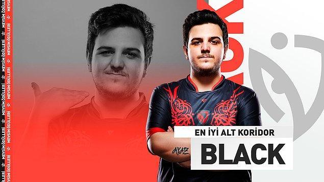 En iyi alt koridor: Murat ''Black'' Ayaz