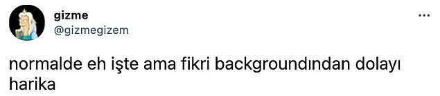 Tabii Yener'in bu hamlesi de sosyal medyada epeyce konuşuldu.👇