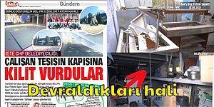 Ankara Büyükşehir Belediyesi'ni Hedef Gösteren Sabah Gazetesi'nin  BELPA Buz Pateni Yalanı Ortaya Çıktı