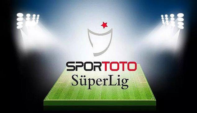Süper Lig'de İlk Hafta Programı