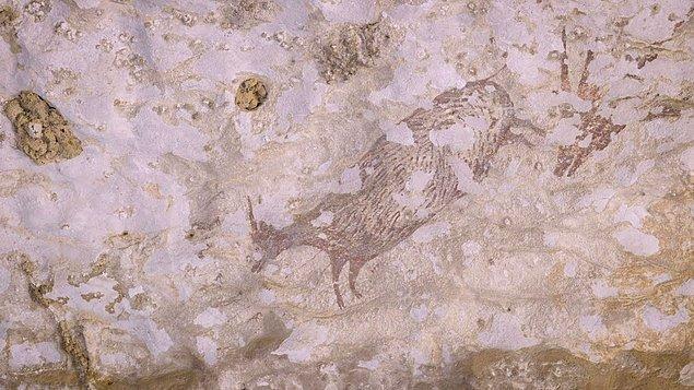 3. en eski mağara resimleri (endonezya)