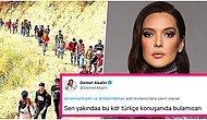 Afganlarla İlgili Paylaşım Yapan Demet Akalın'dan 'Türkçen Bozuk' Diyen Takipçisine Kapak Gibi Bir Cevap Geldi