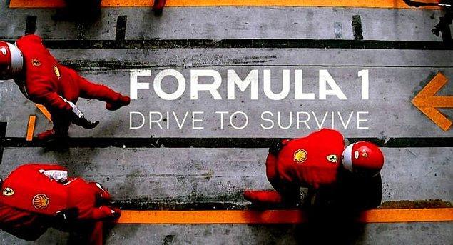 2. Formula 1: Drive to Survive / Formula 1: Hayatta kalmak İçin Sür (2019)