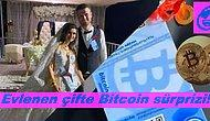 Coin Bizim Kız Bizim! Diyarbakır'da Bir Düğünde Damada Bitcoin Takıldı