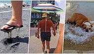 Bu Yaz Sıcaklarının İnsanları ve Çevrelerini Nasıl Etkilediğini Mükemmel Bir Şekilde Özetleyen 50 Fotoğraf