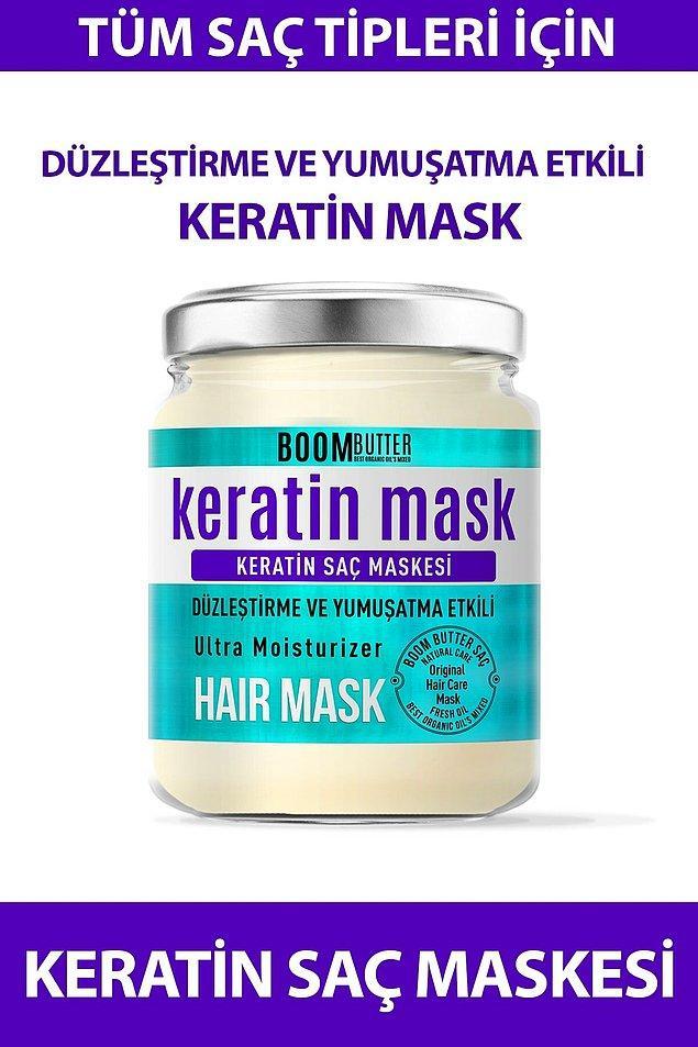 4. Boom Butter mucizesinin en sevilen maskesi...