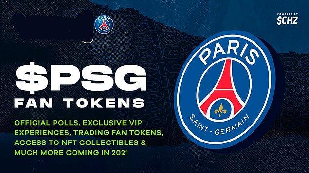 PSG fan token gündem olmuştu.