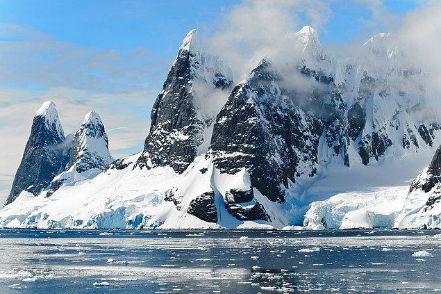 Antarktika'da yaşanan çevresel değişiklikler de bu riski iyice artırıyor.