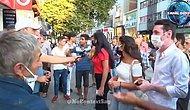 Sokak Röportajında Hükümeti Savunan Vatandaş: 'Tuvaleti Yoktu Türkiye'nin Ya!'