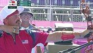 Olimpiyat Şampiyonu Mete Gazoz, Amerikalı Rakibi Atış Yaparken Neden Sırıttı?
