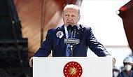 Cumhurbaşkanı Erdoğan: 'Giderek Yoğunlaşan Bir Afgan Göçmen Dalgasıyla Karşı Karşıyayız'