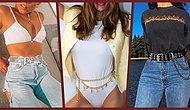 Pantolon, Ceket ve Bluzlarınızı Bambaşka Bir Modele Dönüştürecek 12 Kemer Kombini