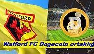 Dogecoin Sahalara İniyor! Premiere Lig Futbol Kulübü Watford Dogecoin Logolu Forma Giyecek