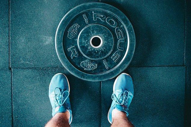 5. Tutkulu bir fitness sevdalısı