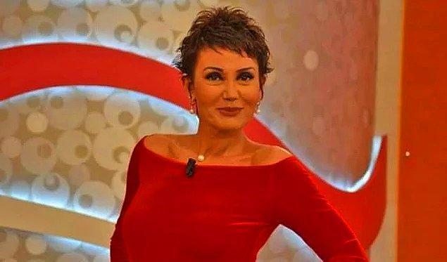 Yılların televizyoncusu Serap Paköz'ü aranızda tanımayan yoktur.