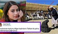 Ünlü Oyuncu Hazal Kaya, Taliban Esaretindeki Afgan Kadınlar İçin Tüm Dünyaya Çağrıda Bulundu!