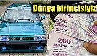 Avrupa Bizi Kıskanıyor! Dünyanın En Pahalı Otomobilini Satan Ülkeler Arasında Türkiye Birinci Sırada