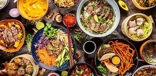 """13. """"Asya'daki tüm yemekler baharatlıdır."""""""