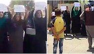 Afgan Kadınlar Kabil'de Taliban Protestolarına Başladı: 'Haklarımızı İstiyoruz...'
